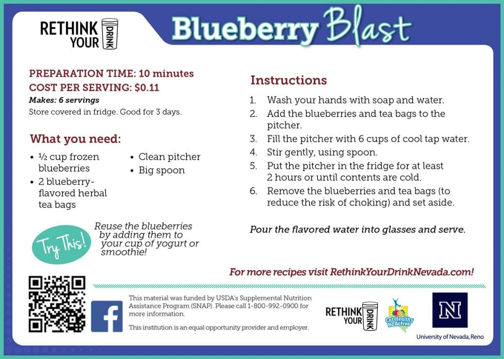 blue berry blast